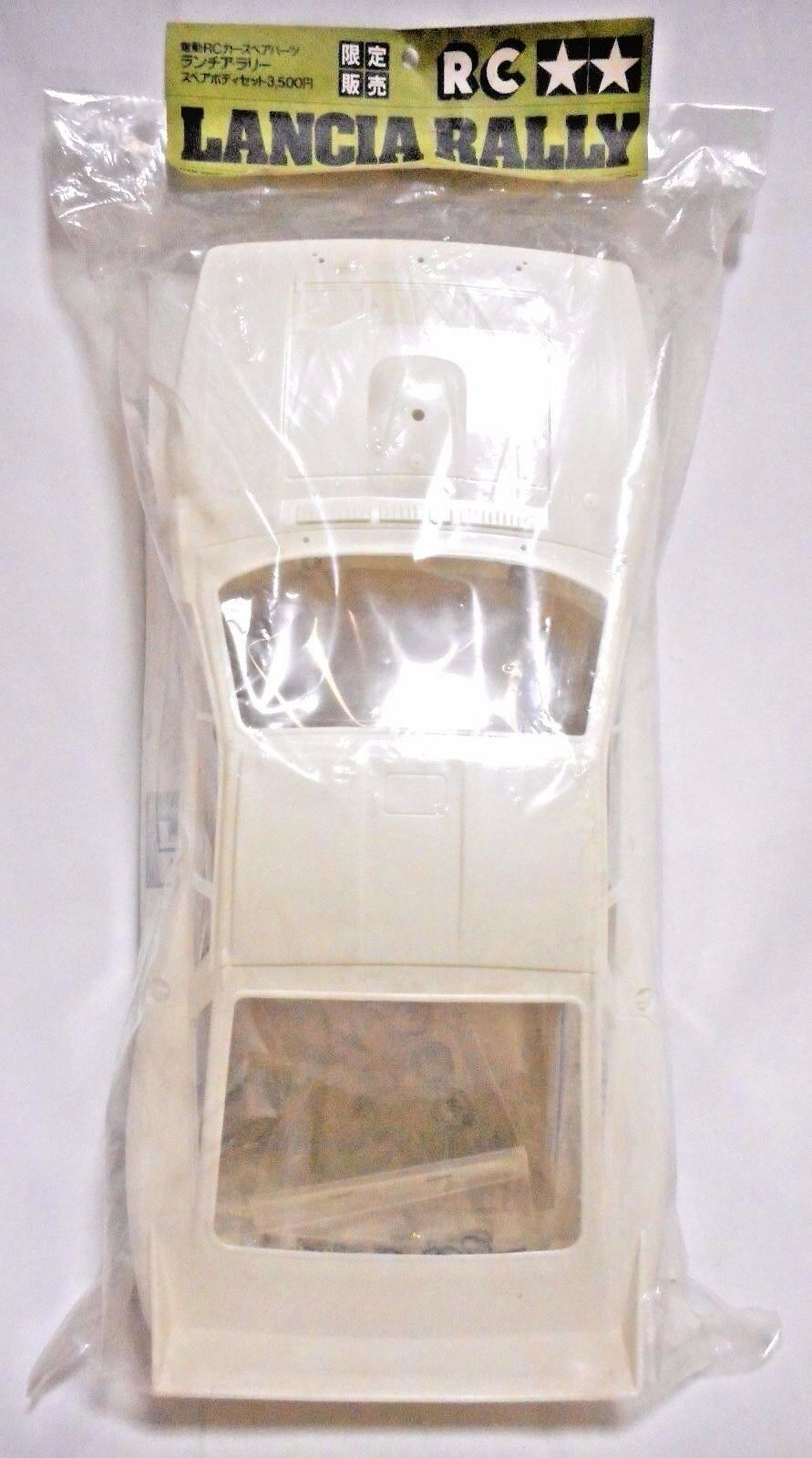 Vintage  Tamiya 1 10 RC 50203 LANCIA RtuttiY corpo Parts Set F S  centro commerciale di moda