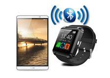 smartReloj Bluetooth Reloj de pulsera Sport para Huawei Samsung iPhone móvil