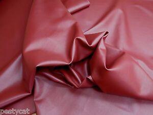 Apache Color Merlot Bonded Leather Upholstery Fabric V155 Ebay