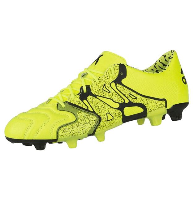 adidas Performance Men's X15.1 FGAG Ground Leather Football Boots