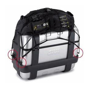 GIVI Fastening Hook E125 for Cargo Net for Monokey Suitcase Trekker 33 +46