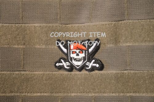 St NATO JSOC ISAF SEAL SAS JTF2 KSK ELITE SP OPS burdock SSI Michael Archangel