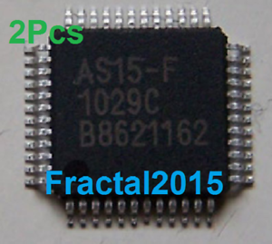 2X AS15-F AS15F E-CMOS Integrated Circuit IC