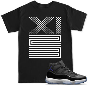 0c1b5d1753aad2 Space Jam XI 23 T Shirt to match with 2016 Air Jordan 11 Retro 11 ...