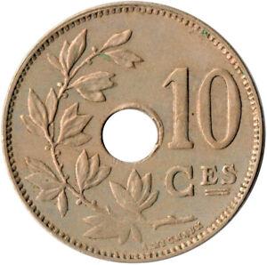 COIN-BELGIUM-10-CENTIMES-1923-WT2991