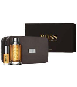 Coffret Homme Hugo Boss Thé Parfum Parfum Edt 100 Ml Edt 8ml
