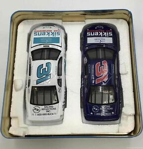 Dale Earnhardt Jr. #31 Sikkens White & Blue Collectible Cars