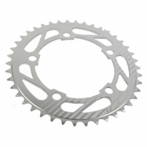 Black 44T Insight 5 Bolt Chainring 110BCD