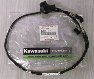 Details about Kawasaki ZX6RG1/G2 Front Wiring Harness. on