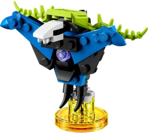 Lego DIMENSIONS minifig SWOOPING EVIL divided from 71257 Fantastic Beast tag