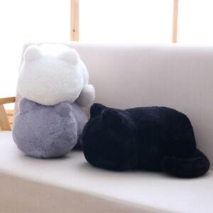 Soft Cute Cat Plush Cushion Pillow