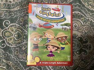 Disneys Little Einsteins - Team Up For Adventure (DVD, 2006)