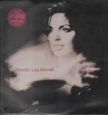 """Liza Minnelli Vinile 12"""" Results Nuovo Sigillato 5099746551117"""
