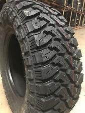 2 NEW 33x12.50R17 Centennial Dirt Commander M/T Mud Tires MT 33 12.50 17 R17