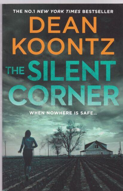 The Silent Corner by Dean Koontz (Paperback) NEW Paperback Book