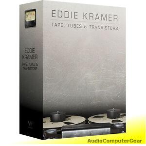 Waves-Eddie-Kramer-TAPE-TUBES-amp-TRANSISTORS-Plugin-Bundle-NEW