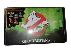 NIB Culturefly Ghostbusters 35th Anniversary Exclusive Collectors Edition Box