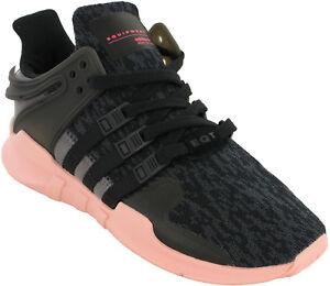49d056ec6b4cd Adidas Equipment Eqt Support Adv Damen Mädchen Spitze, Schwarz ...