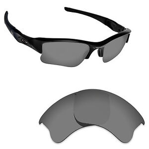 959944942f Image is loading Hawkry-Polarized-Replacement-Lenses-for-Oakley-Flak-Jacket-