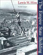 Lewis W. Hine: The Empire State Building (Architecture), , Good Book