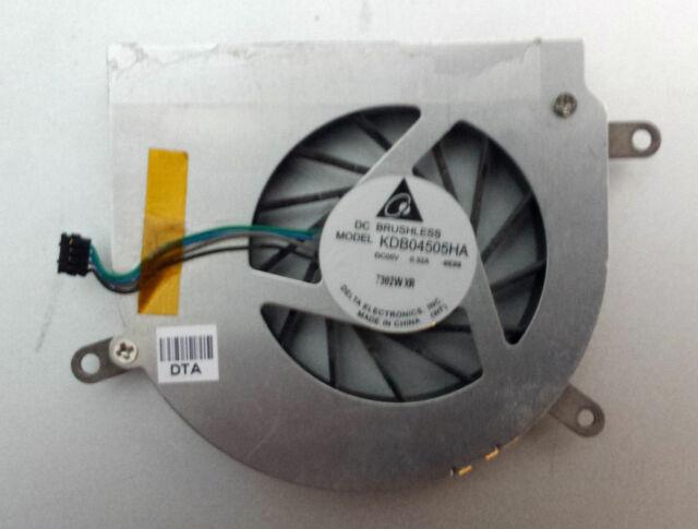"Left CPU Processor Cooling Fan Cooler for Apple MacBook Pro 17/"" A1229 A1261"