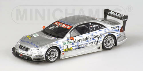 MinichampsMercedes Benz CLK CLK CLK  DTM 2003 1 43 Christijan Albers (NED) 6a768b