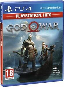 God-of-War-PS4-Jeu-Neuf-Scelle