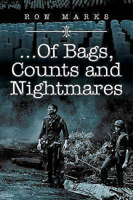 1 of 1 - NEW . . . Of Bags, Counts and Nightmares by Ron Marks