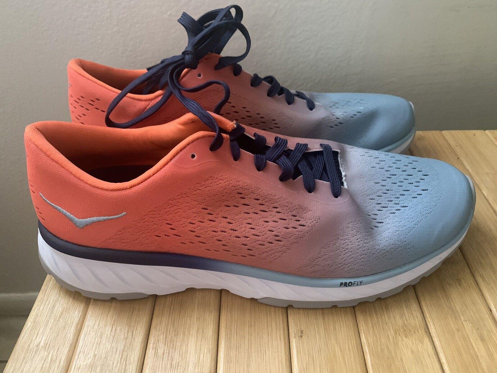 Men's Hoka One One Cavu 2 Running Shoes size 9.5 - image 8
