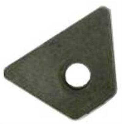 1-1//2 Roll Bar End Slug Cap Frame Support IMCA Off Road Gussets Tabs 20 pack