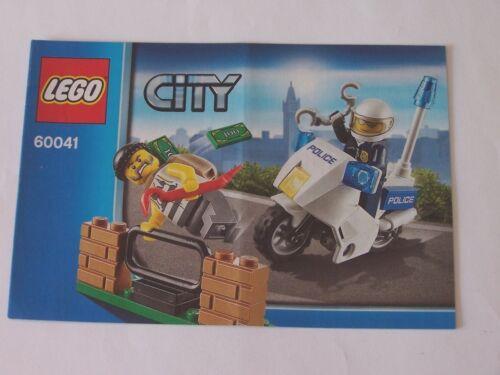 LEGO® Bauanleitung 60041 Instruction Nr
