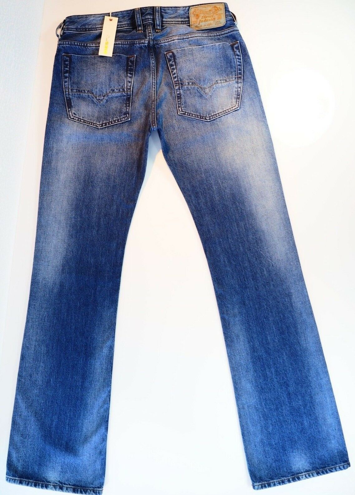 Diesel Zatiny Jeans W29 L33 Wash 0RB04 REGULAR BOOTCUT 29W 33L  NEW WITH TAGS