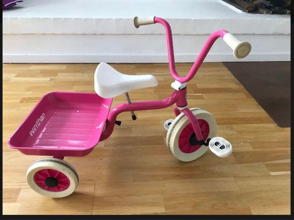 Cykel, Trehjulet cykel, Winther