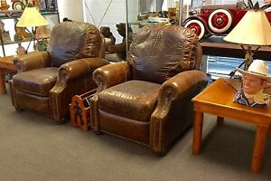 Image Is Loading COWBOY INDIAN WESTERN MOLESWORTH STYLE FURNITURE  COLLECTION SET