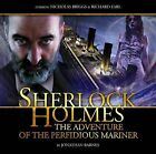 The Adventure of the Perfidious Mariner by Jonathan Barnes (CD-Audio, 2012)