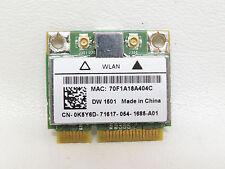 Dell Vostro 3700 Series Wireless Wifi Card Mini PCI DW1501 0K5Y6D K5Y6D Tested