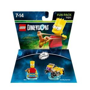 71211 Enfant Newamp; Sur Jouet Xbox Titre Détails Dimensions Kids Sealed Pack D'origine Fun Ps4 Afficher Lego Le Bart Simpson qA3RjL54