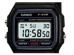 casio herren damen digital retro armbanduhr unisex uhr. Black Bedroom Furniture Sets. Home Design Ideas