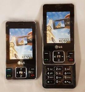 Manichino-Mobile-Cellulare-LG-KC550-Flip-Up-Display-Replica-giocattolo-aspetto-realistico-tatto