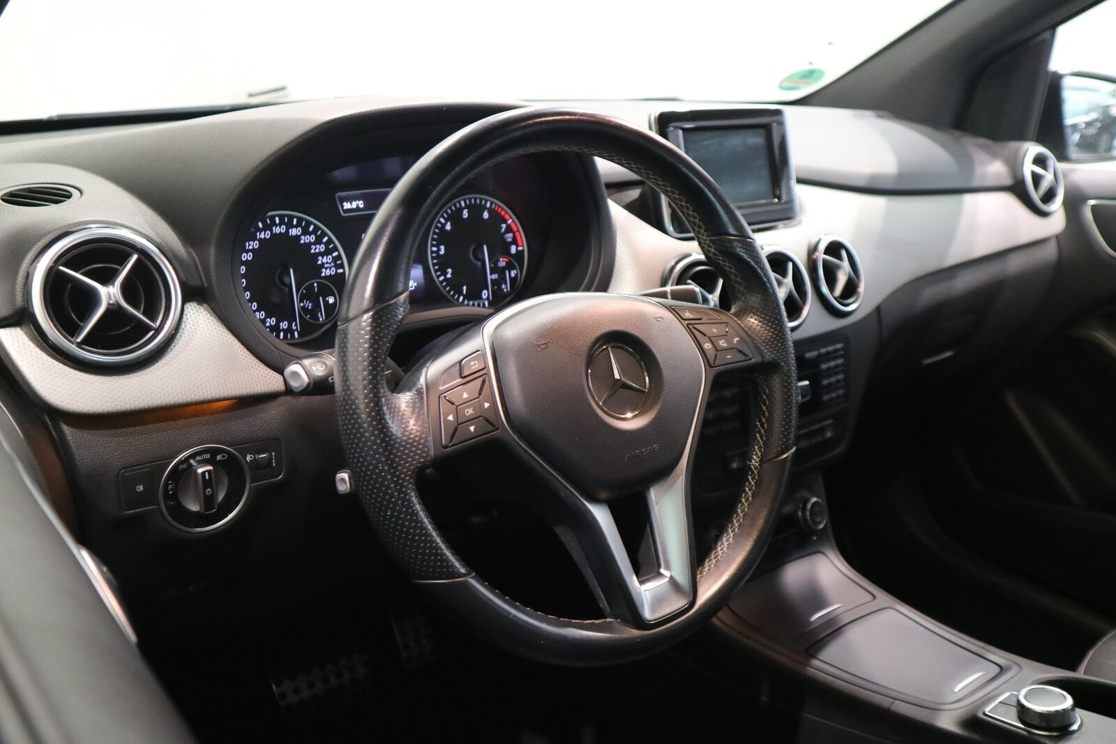 Mercedes B180 1,6 aut. - billede 7