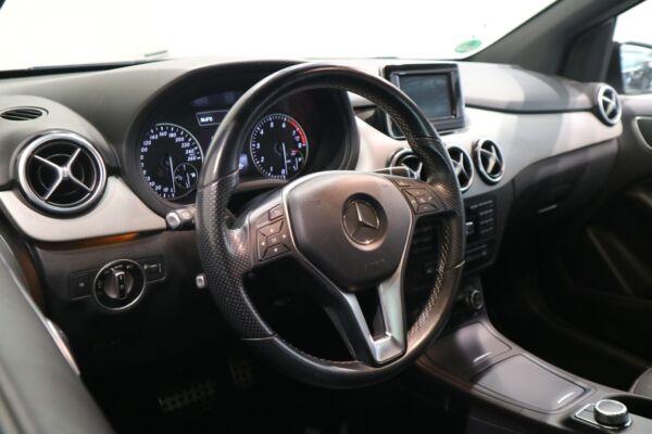 Mercedes B180 1,6 aut. billede 7