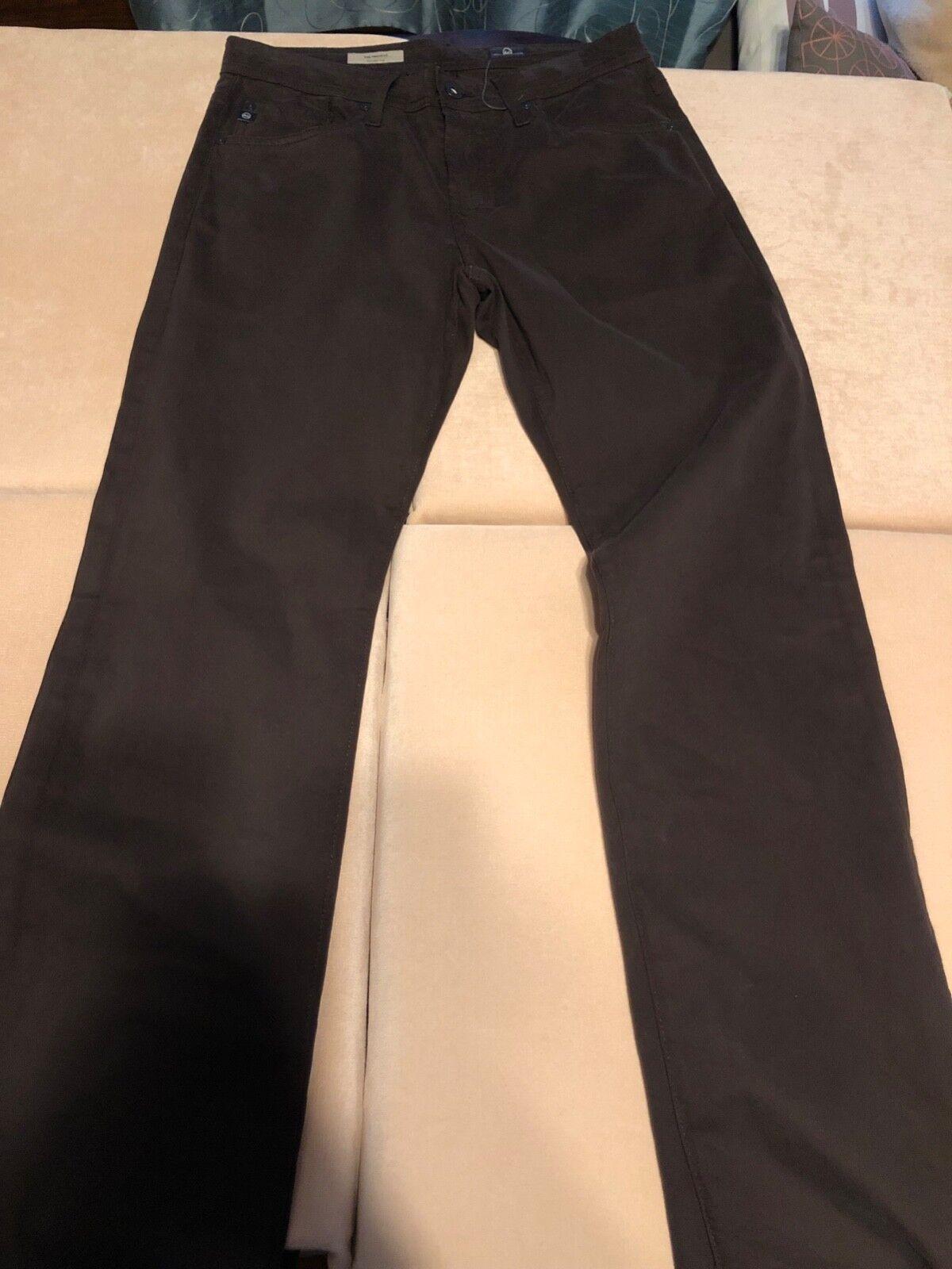 Men's AGADRIANO goldSCHMIED The Predege Jeans straight leg Brown size 29x34
