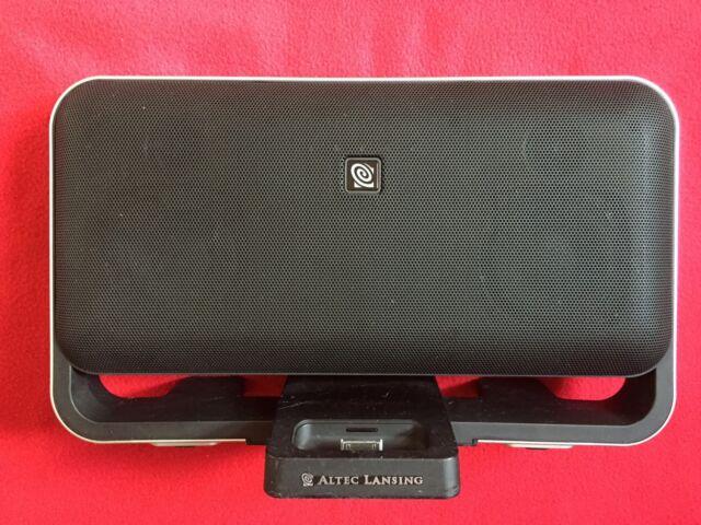 altec lansing t612 digital speaker system for iphone ipod ebay rh ebay co uk Altec Lansing Computer Speaker Drivers Altec Lansing Bass