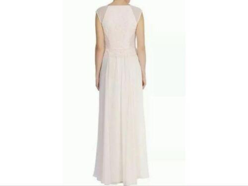 D'honneur Miella Rose Maxi Bnwt 40eu Maxsize Mariage Demoiselles 12 Blcoast Blush Nouveau Robe 8qqFSRt