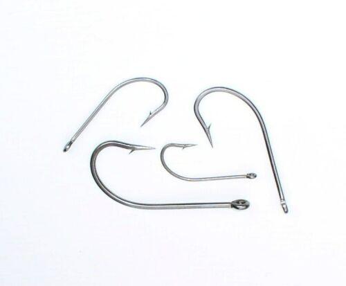 Sea Fishing Professional Blinker 0/' Shaughnessy Stainless Steel Hooks Sizes 4//0 6//0 8//0 10//0