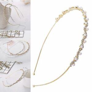 Ornament-Pearl-Wave-Headband-Crystal-Rhinestone-Haiband-Wedding-Party-Hair-Hoop