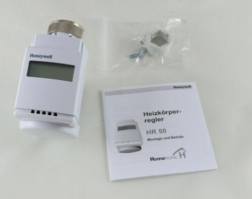 HOMETRONIC Honeywell Centra hr50 électronique Radiateur Régulateur Thermostat
