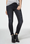 49 Rrp 12 Dh088 Black Distressed Justfab £ Signature Skinny 23 Mm Uk 10 28w Taglia UFxPg1Hwq