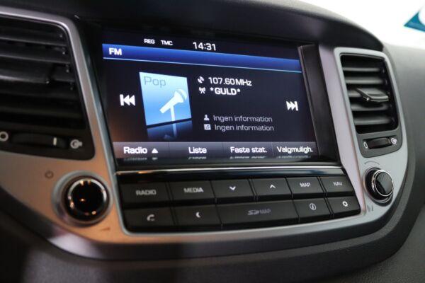 Hyundai Tucson 1,7 CRDi 115 Trend billede 11