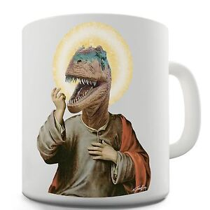 twisted envy raptor jesus ceramic mug 5054892071018 ebay